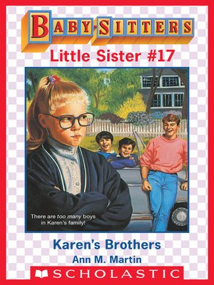 cover image of Karen's Brothers