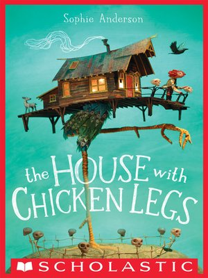 cover image of The House With Chicken Legs