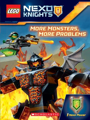 cover image of More Monsters, More Problems