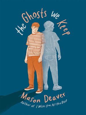 cover image of The Ghosts We Keep