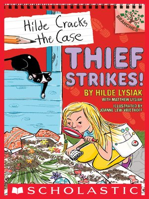 cover image of Thief Strikes!