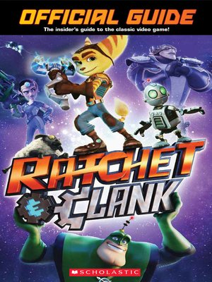 cover image of Ratchet and Clank Game Guide Book