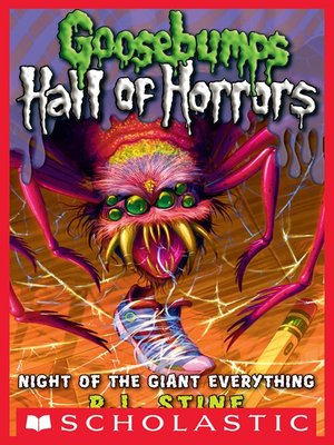 cover image of Night of the Giant Everything