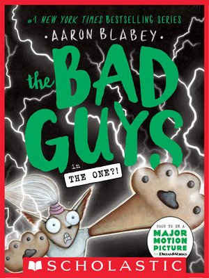 cover image of The Bad Guys in the One?!