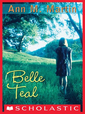 cover image of Belle Teal