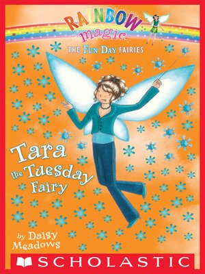 cover image of Tara the Tuesday Fairy