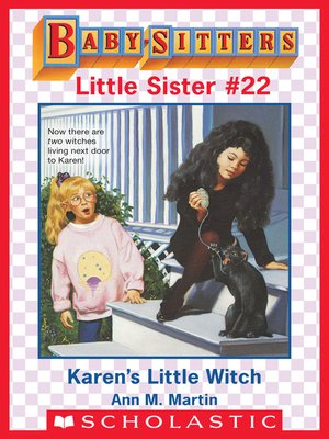 cover image of Karen's Little Witch