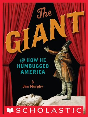 cover image of The Giant and How He Humbugged America