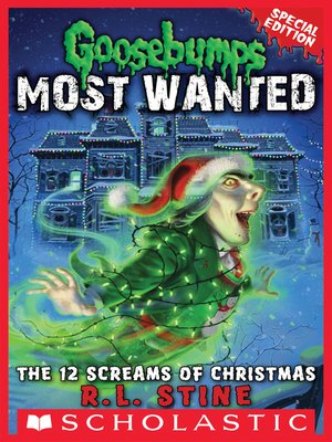 cover image of The 12 Screams of Christmas