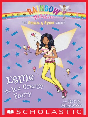 cover image of Esme the Ice Cream Fairy