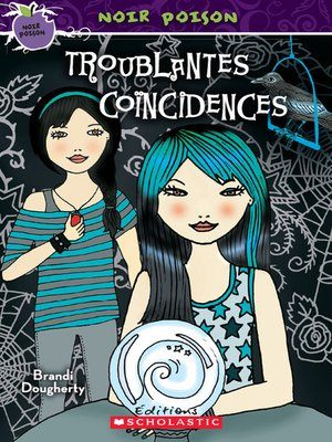 cover image of Troublantes coincidences