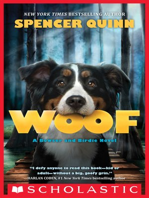 cover image of Woof