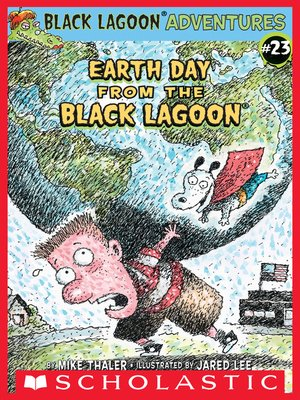 cover image of Earth Day from the Black Lagoon