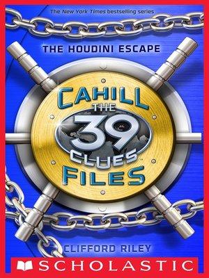 cover image of The Houdini Escape
