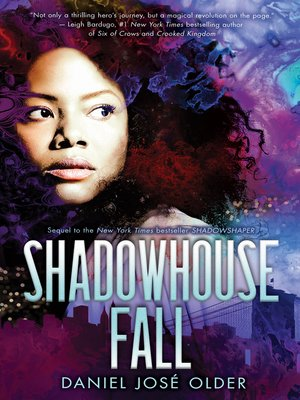 cover image of Shadowhouse Fall