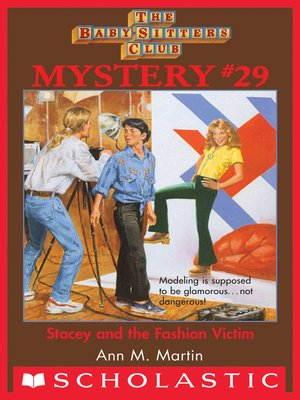 cover image of Stacey and the Fashion Victim