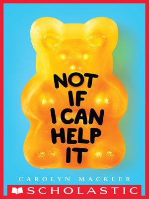 cover image of Not If I Can Help It
