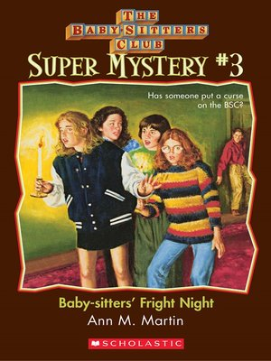 cover image of Baby-Sitters' Fright Night