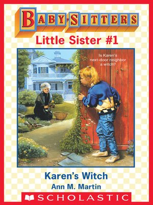 cover image of Karen's Witch