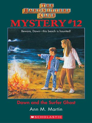 cover image of Dawn and the Surfer Ghost