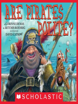 cover image of Are Pirates Polite?