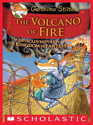 cover image of The Volcano of Fire