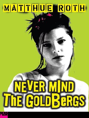 cover image of Never Mind the Goldbergs