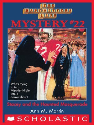 cover image of Stacey and the Haunted Masquerade