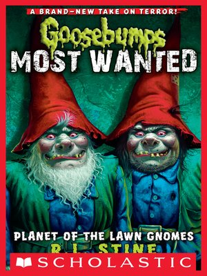 cover image of Planet of the Lawn Gnomes