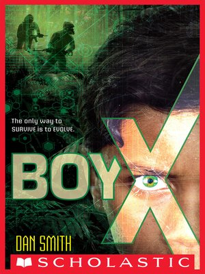 cover image of Boy X