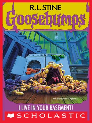 cover image of I Live In Your Basement