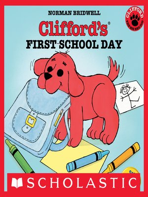 cover image of Clifford's First School Day