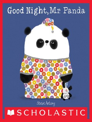 cover image of Good Night, Mr. Panda