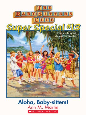 cover image of Aloha, Baby-Sitters!