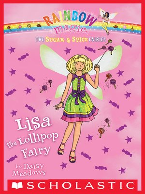 cover image of Lisa the Lollipop Fairy