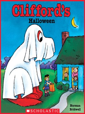 cover image of Clifford's Halloween