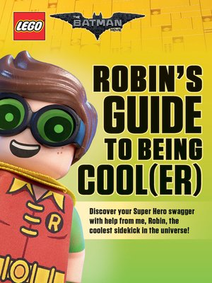 cover image of Robin's Guide to Being Cool(er)