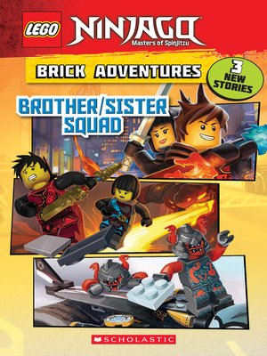 cover image of Brother/Sister Squad
