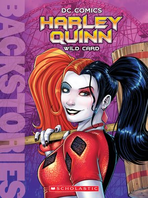 cover image of Harley Quinn