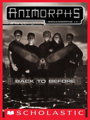 cover image of Back to Before