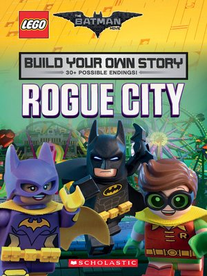 cover image of Rogue City