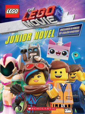 cover image of The LEGO Movie 2 Junior Novel