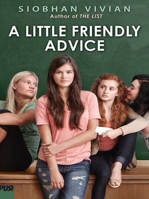 cover image of A Little Friendly Advice