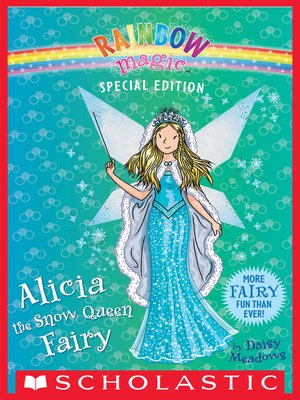 cover image of Alicia the Snow Queen Fairy