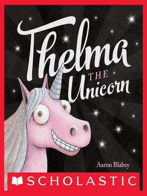 cover image of Thelma the Unicorn