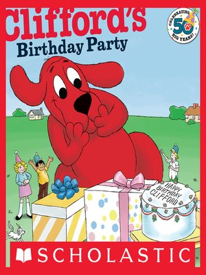 cover image of Clifford's Birthday Party