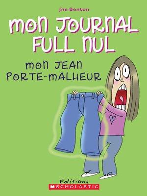 cover image of Mon jean porte-malheur