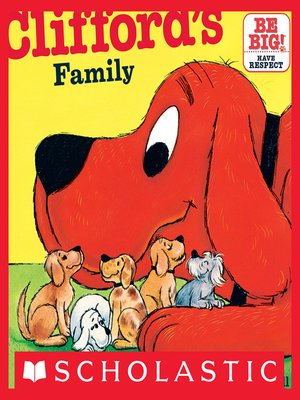 cover image of Clifford's Family