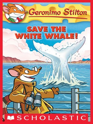 cover image of Save the White Whale!