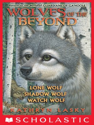 cover image of Wolves of the Beyond